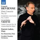 Devienne: Flute Concertos, Vol. 4 de Patrick Gallois
