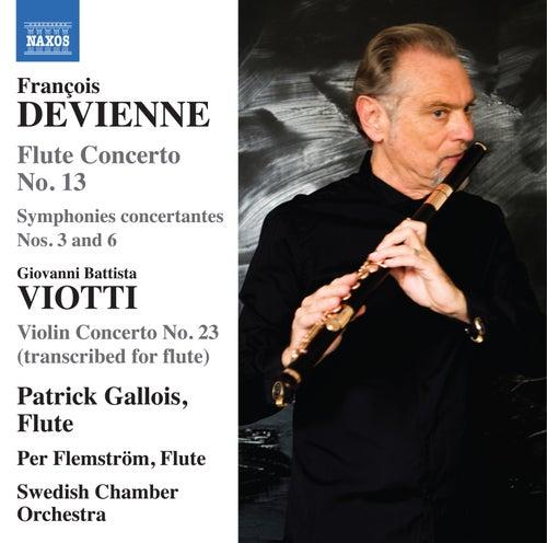 Devienne: Flute Concertos, Vol. 4 von Patrick Gallois