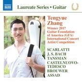 Guitar Recital by Tengyue Zhang