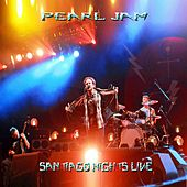 Santiago Nights Live by Pearl Jam