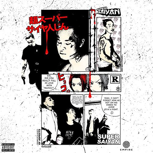 Not Legal (feat. Ski Mask the Slump God, Warhols & A$AP ANT) by Kid Trunks