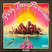 Pink Tree Paradise by Caye