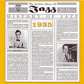History of Jazz 1935 von Various Artists