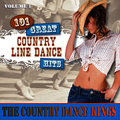 101 Great Country Line Dance Hits, Vol. 1 by Country Dance Kings