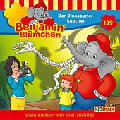 Folge 139: Der Dinosaurierknochen by Benjamin Blümchen