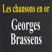 Les chansons en or de Georges Brassens