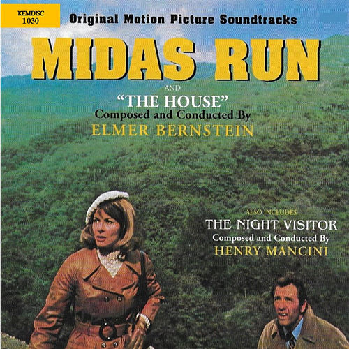 Midas Run and House (Original Motion Picture Soundtracks) by Elmer Bernstein