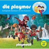 Folge 61: Eine Insel voller Abenteuer (Das Original Playmobil Hörspiel) von Die Playmos