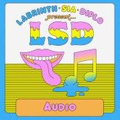 Audio de LSD (Sia x Diplo x Labrinth)