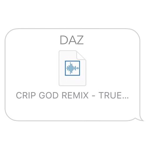 True to the Game (Crip God Remix) by Daz Dillinger