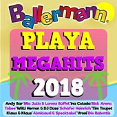 Ballermann Playa Megahits 2018 von Various Artists