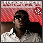 I Know U Got Soul Vol. 6 - 25 Deep & Vocal House Tunes von Various Artists