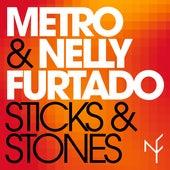 Sticks & Stones (Remix) by Metro