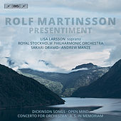 Martinsson: Presentiment by Various Artists