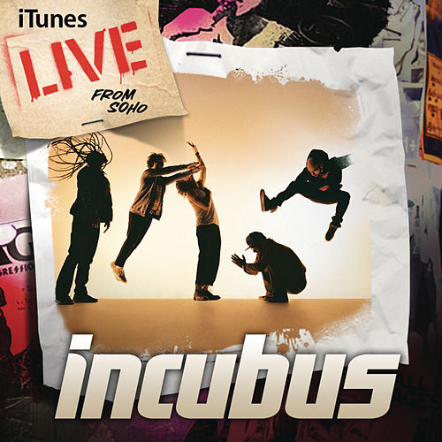 iTunes Live from Soho de Incubus