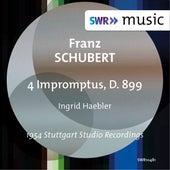 Schubert: 4 Impromptus, D. 899 von Ingrid Haebler