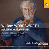 Wordsworth: Orchestral Music, Vol. 1 de Liepāja Symphony Orchestra