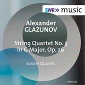 Glazunov: String Quartet No. 3 in G Major, Op. 26