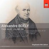 Boëly: Piano Music, Vol. 1 by Stephanie McCallum