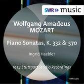Mozart: Piano Sonatas Nos. 12 & 17 von Ingrid Haebler