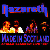 Made in Scotland - Live in Glasgow by Nazareth