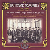 Bandstand Favourites Volume 4 di The Band Of The Corps Of Royal Engineers
