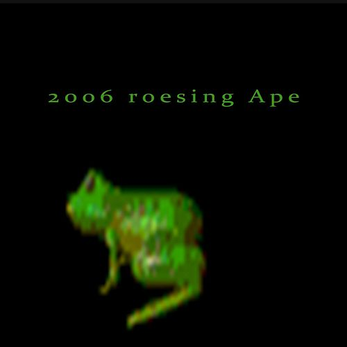2006 by Roesing Ape