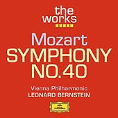 Mozart: Symphony No. 40 in G minor K.550 de Wiener Philharmoniker