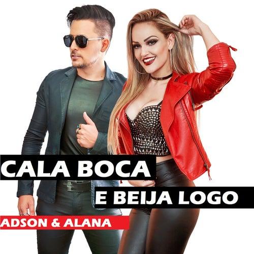 Cala Boca e Beija Logo de Adson & Alana