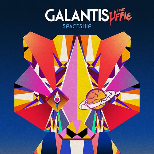 Spaceship (feat. Uffie) by Galantis
