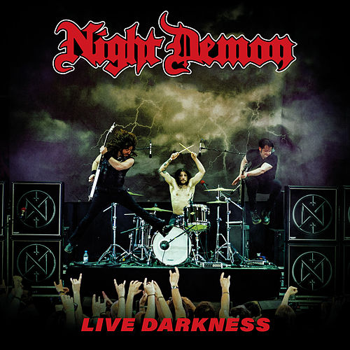 Life on the Run (live) by Night Demon