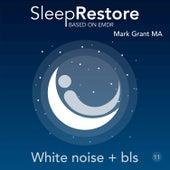 Sleep Restore Based on EMDR: White Noise + Bls by Mark Grant