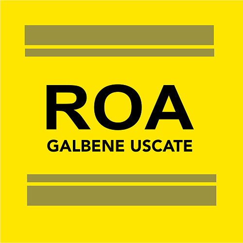 Galbene Uscate by Roa
