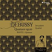 Debussy & Ravel: String Quartets by Jerusalem Quartet