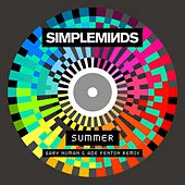 Summer (Gary Numan & Ade Fenton Remix) by Simple Minds