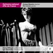 Milhaud: La bien-Aimée - Stravinsky: l'Oiseau de feu (Bonus Track Version) by Various Artists