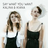 Say What You Want de Kalina