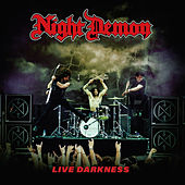 Live Darkness de Night Demon