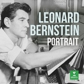 Leonard Bernstein: Portrait by Andrew Litton