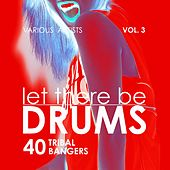Let There Be Drums, Vol. 3 (40 Tribal Bangers) de Various Artists