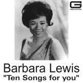 Ten songs for you de Barbara Lewis