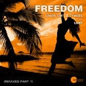 Freedom (Remixes, Pt. 1) de Simon Sim's & Tymers