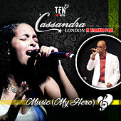 Music (My Hero) [feat. Frankie Paul] - Single by Cassandra London