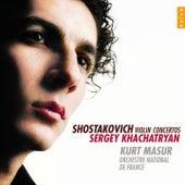 Shostakovitch: Violin Concertos de Sergey Khachatryan