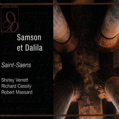Saint-Saens: Samson et Dalila by Orchestra And Chorus Of La Scala, Milan