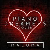 Piano Dreamers Cover Maluma de Piano Dreamers