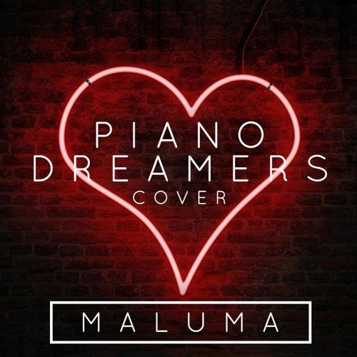 Piano Dreamers Cover Maluma by Piano Dreamers