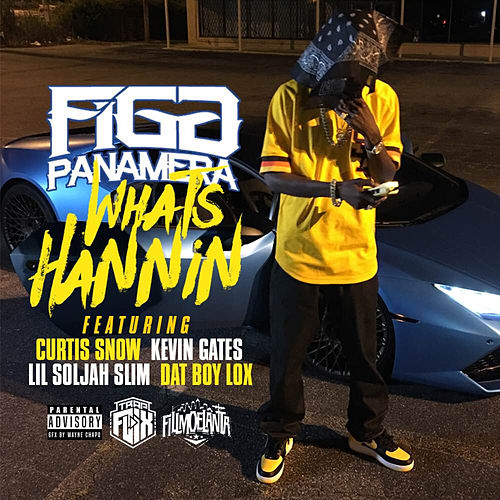 What's Hannin by Figg Panamera
