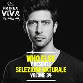 Who Else Pres. Selezione Naturale, Vol. 34 de Various Artists