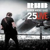 25 Live (Live) by Ruben Hoeke Band